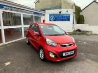 Kia picanto , 1.2 red, full history, warranty and delivery available, 2 keys