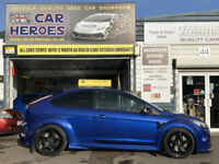 2009 FORD FOCUS RS 2.5 20V 300 BHP RS 3DR ( AA ) WARRANTED INCLUDED