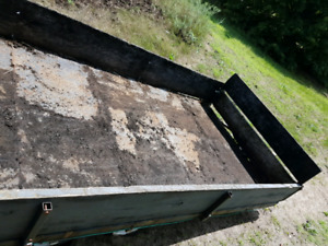 12' x 5' project trailer