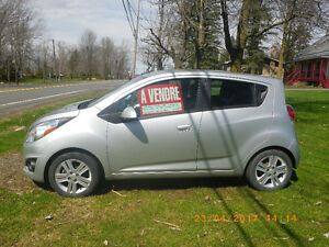 2013 Chevrolet Spark LT Berline