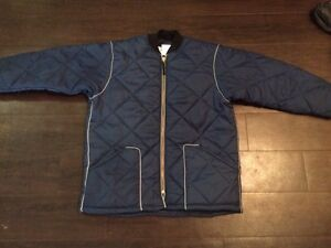 Just-like new condition outerwear in dark blue