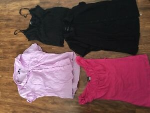 Lot of women's clothing size med Prince George British Columbia image 5