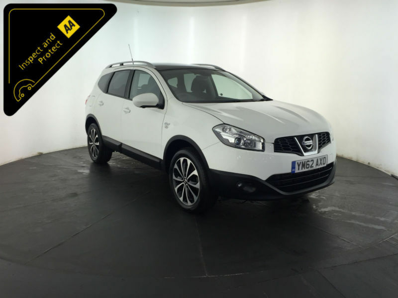 2013 NISSAN QASHQAI +2 N-TEC + IS DCI DIESEL 1 OWNER SERVICE HISTORY FINANCE PX