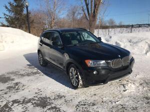 BMW X3 2011 XDrive 35i