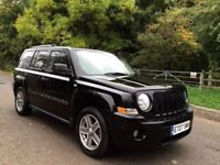 Jeep Patriot limited 2.4 petrol 1 lady owner from new FSH