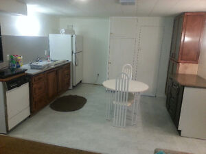 RENTED!!!!Bsmnt Suite in Highland Park N.W. available now