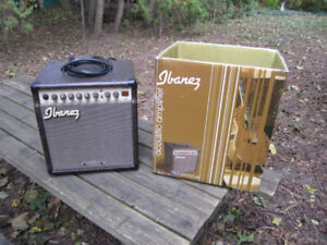 Ibanez Acoustic Guitar Amp
