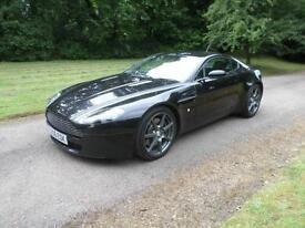 Aston Martin Vantage 4.3 V8 06 REG 64K