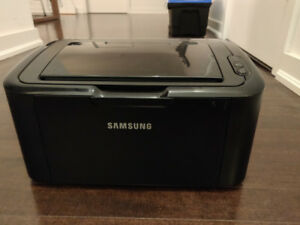 Samsung ML-1665 Laser Printer with Barely Used Cartridge