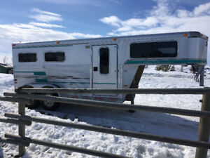 Horse Trailers | Buy or Sell Other Trailers in Alberta | Kijiji ...