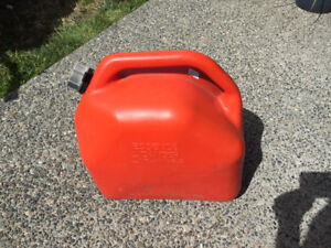 20 Liter Plastic Gas Can