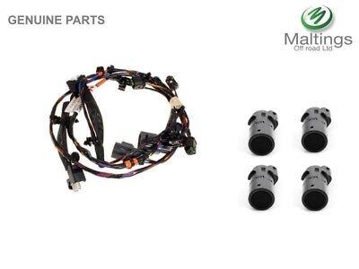 Range Rover Sport parking sensor wiring loom + pdc sensor kit pdc kit front