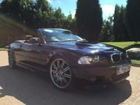 2004 54 REG BMW M3 3.2 SEQUENTIAL CONVERTIBLE