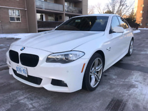 For sale BMW 535 M sport xDrive safety