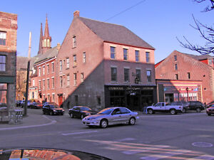 Heritage Downtown building for lease