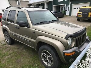 2004 Jeep Liberty columbia VUS