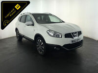 2012 NISSAN QASHQAI +2 N-TEC DCI SERVICE HISTORY FINANCE PX WELCOME