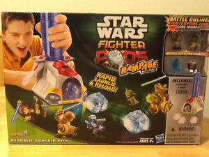 FACTORY SEALED STAR WARS FIGHTER PODS RAMPAGE London Ontario image 1