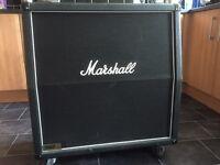 Marshall 4x12 cab