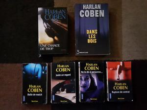 Livres Harlan Coben