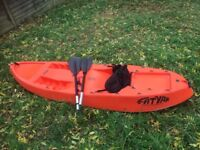 Fatyak Sit On Surf / Sea Kayak