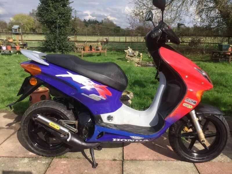 2001 honda x8r 50cc scooter moped with 12 months mot x8rs in bury st edmunds suffolk gumtree. Black Bedroom Furniture Sets. Home Design Ideas