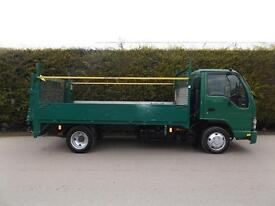 2008 Isuzu Truck NKR Grafter 3.0 DROPSIDE - TAIL LIFT