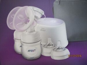 Phillips Avent Double Electric Comfort Breast Pump
