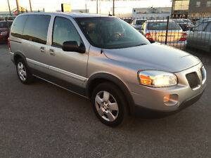 "2008 PONTIAC MONTANA SV6 ""ICE COLD AIR / ACCIDENT FREE"""