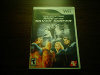 Fantastic Four: Rise of the Silver Surfer Game GOOD CONDITION