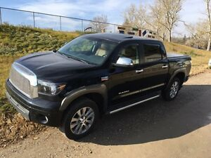 2007 Tundra Limited Crewmax Navi,Red Rock Lth, 5.7L*****REDUCED!