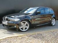 2011 BMW 1 Series 2.0 118i M Sport Auto 5dr Hatchback Petrol Automatic