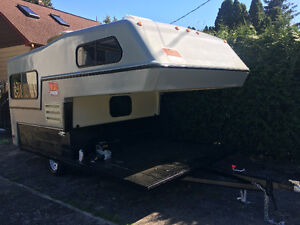 BIGFOOT camper on a new trailer **Price drop**