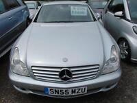 2005 Mercedes Benz CLS CLS500 4dr Tip Auto 4 door Coupe