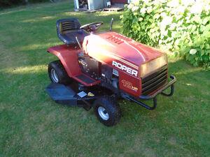 Tracteur ROPER 12 HP 38 pouces de coupe
