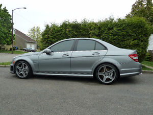 2011 Mercedes-Benz C 63 AMG CONDITION SHOWROOM!