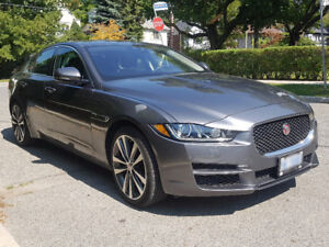 2017 Jaguar XE AWD Lease Takeover- First Service Included