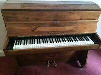 Piano - Monington & Weston