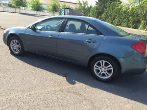 PONTIAC G6 AUTOMATIQUE CONDITION AA1 $1999.99