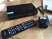500Gb High Definition HD Freeview Recorder Box With Smart TV