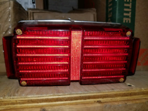 1982 Honda GL500 rear brake light