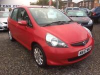 2007 HONDA JAZZ 1.4 i DSi SE 5dr 12 MONTH WARRANTY AVAIL