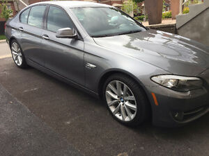 2011BMW5-Series 535i Sport Pack -Warranty Nov17-private NEGO