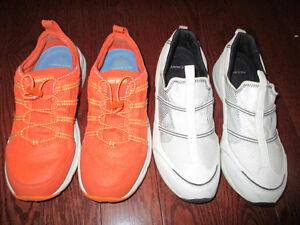 Ladies size 8 LandsEnd shoes new condition Kitchener / Waterloo Kitchener Area image 1