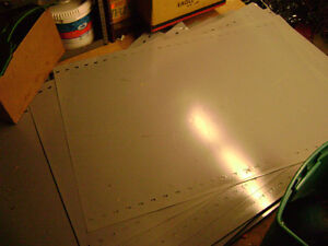 Sheets Of Steel  $2.50 Ea. 36 inches by 52 inches Sarnia Sarnia Area image 2