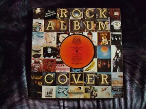 The Illustrated History of Rock Album Art / by Angie Errigo and