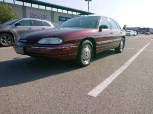 1998 Chevrolet Lumina LS RED INTERIOR WITH FRONT BENCH SEAT