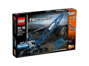 Lego Technic / #42042 / Crawler Crane / 1401 PIECES