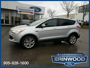 2014 Ford Escape TitaniumCPO 24M@1.9%/12MO/20,000KM EXT WARR