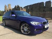 2014 BMW 330D M Sport Touring **Individual Color + M Performance Package**